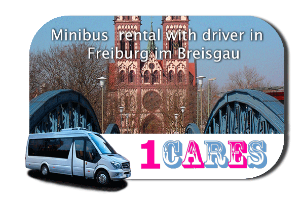Hire a coach with driver in Freiburg im Breisgau