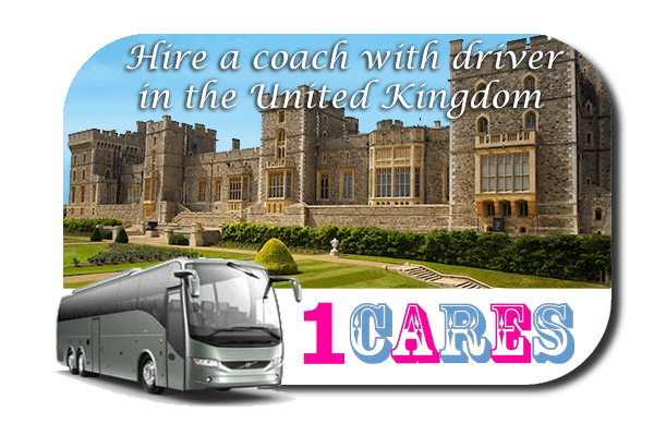 Rent a cоаch with driver in the UK
