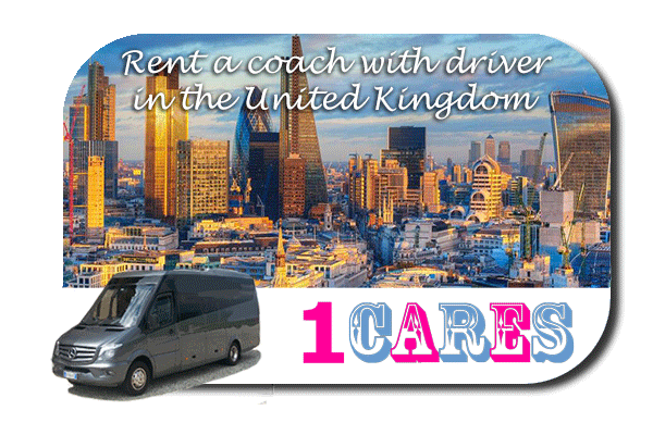 Hire a coach with driver in the UK