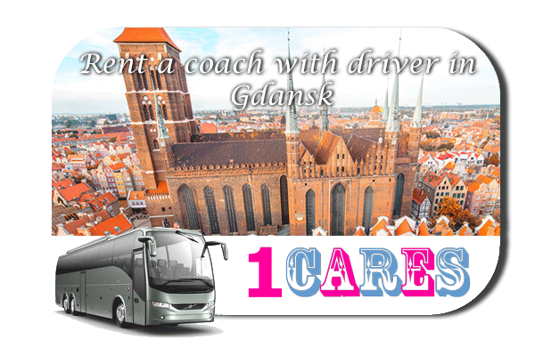 Rent a coach with driver in Gdansk