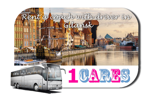 Rent a cоаch with driver in Gdansk