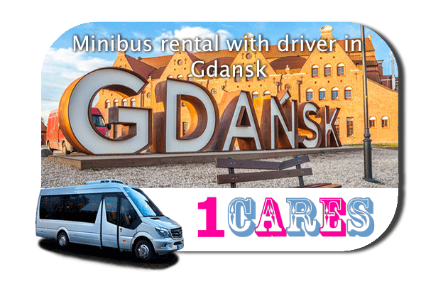 Hire a coach with driver in Gdansk