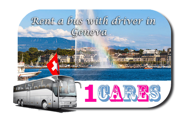 Rent a coach with driver in Geneva