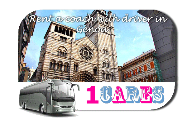 Rent a coach with driver in Genoa