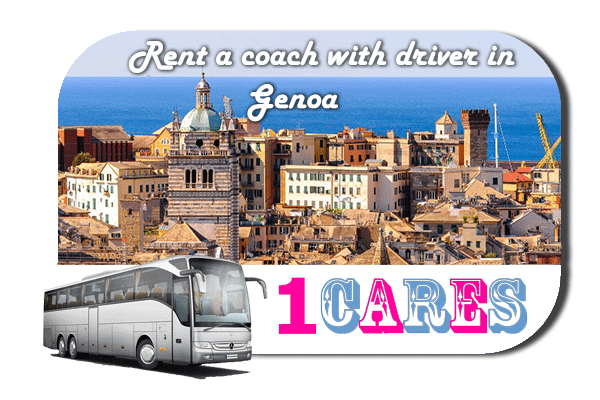 Rent a cоаch with driver in Genoa
