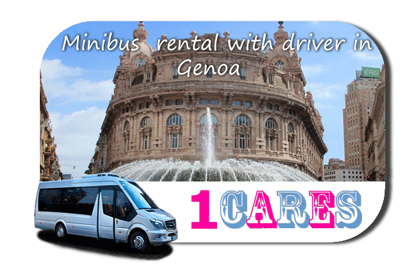 Hire a coach with driver in Genoa
