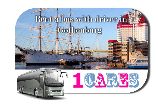 Rent a coach with driver in Gothenburg