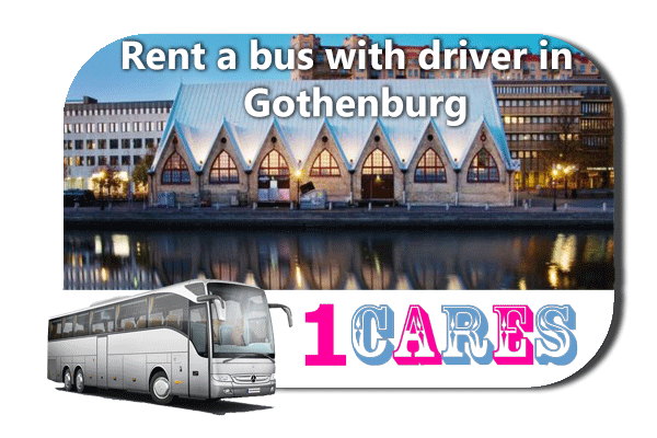 Rent a cоаch with driver in Gothenburg
