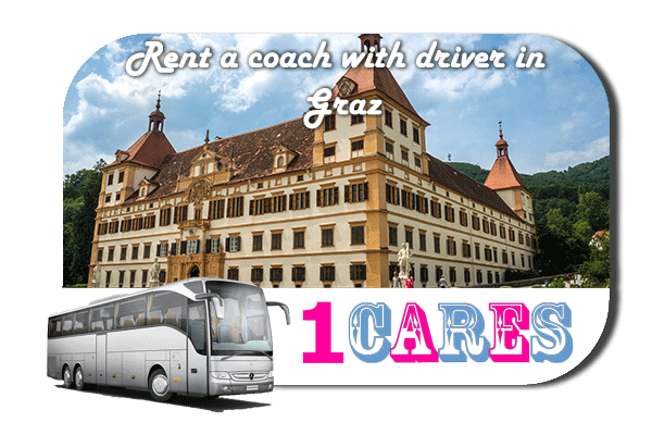 Rent a cоаch with driver in Graz
