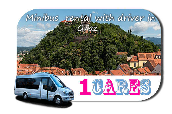Hire a coach with driver in Graz