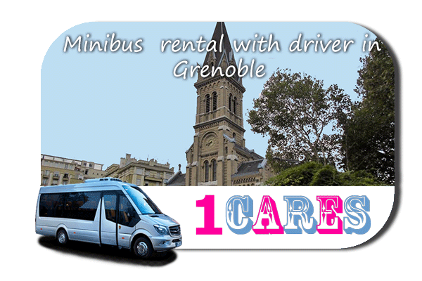 Hire a coach with driver in Grenoble