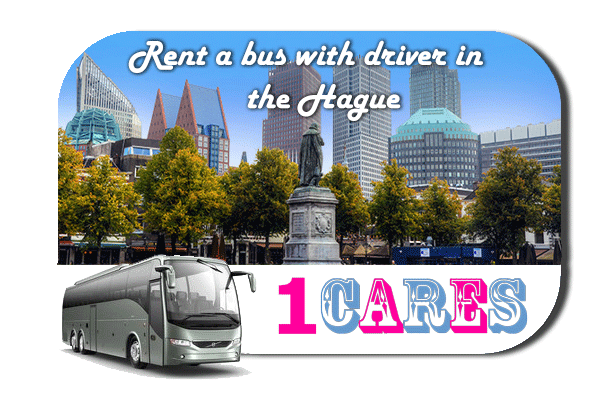 Rent a coach with driver in The Hague