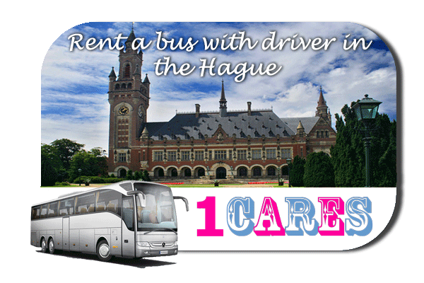 Rent a cоаch with driver in The Hague