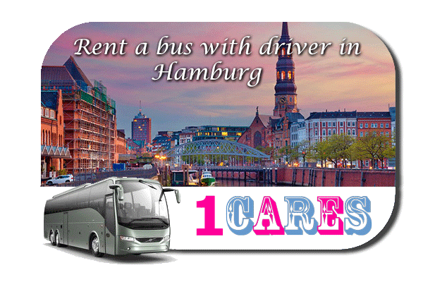Rent a coach with driver in Hamburg