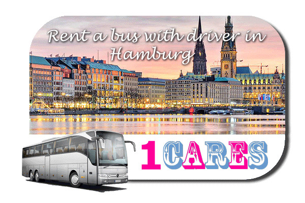 Rent a cоаch with driver in Hamburg