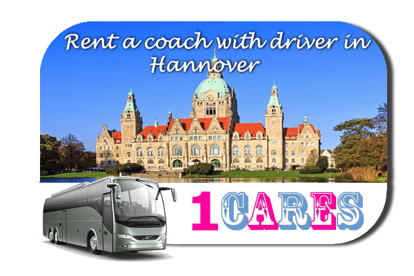 Rent a coach with driver in Hannover