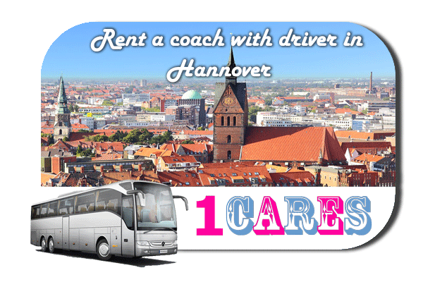 Rent a cоаch with driver in Hannover
