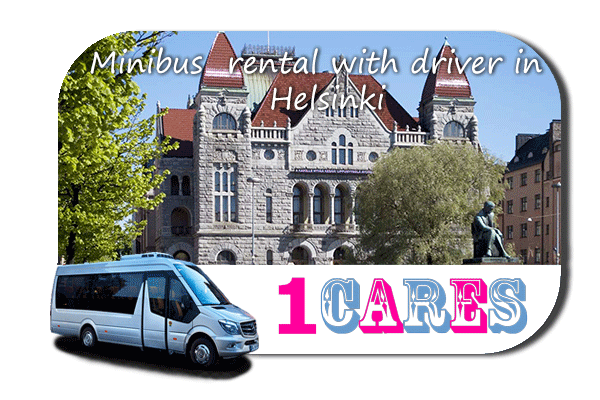 Hire a coach with driver in Helsinki