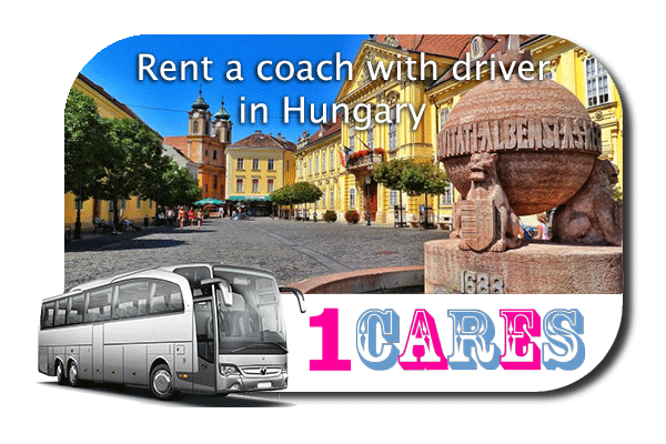 Rent a coach with driver in Hungary