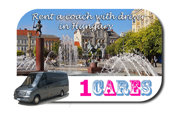 Hire a coach with driver in Hungary