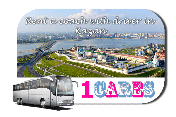Rent a cоаch with driver in Kazan