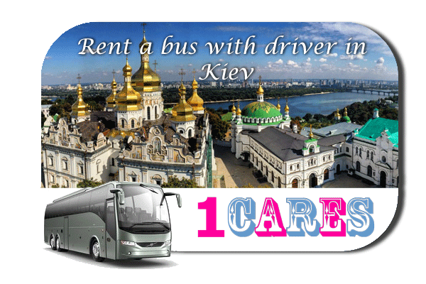 Rent a coach with driver in Kiev