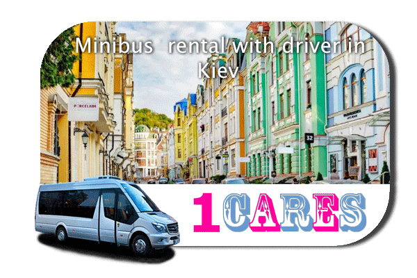 Hire a coach with driver in Kiev