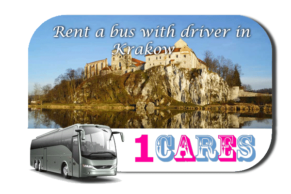 Rent a coach with driver in Krakow
