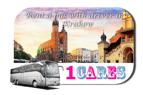 Rent a cоаch with driver in Krakow