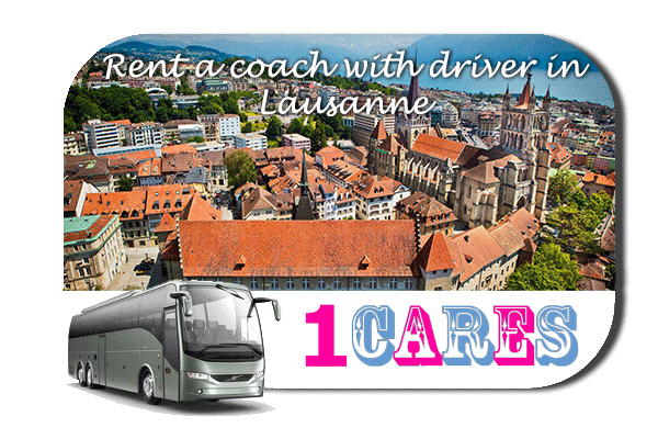 Rent a coach with driver in Lausanne