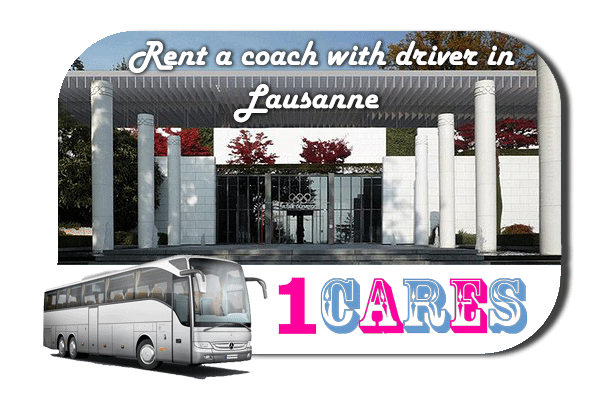Rent a cоаch with driver in Lausanne