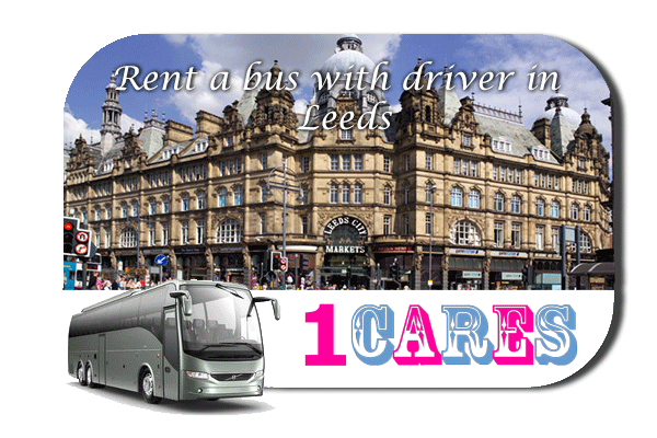 Rent a coach with driver in Leeds