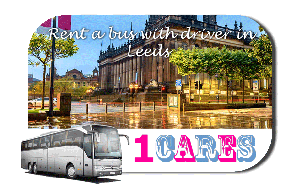 Rent a cоаch with driver in Leeds