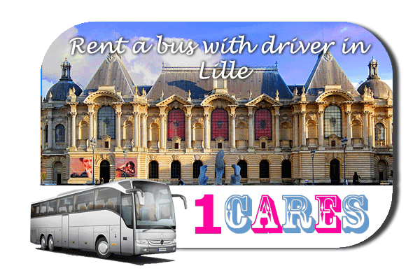 Rent a cоаch with driver in Lille