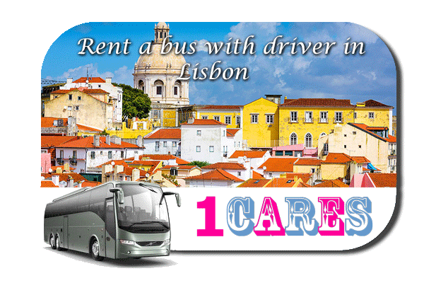 Rent a coach with driver in Lisbon