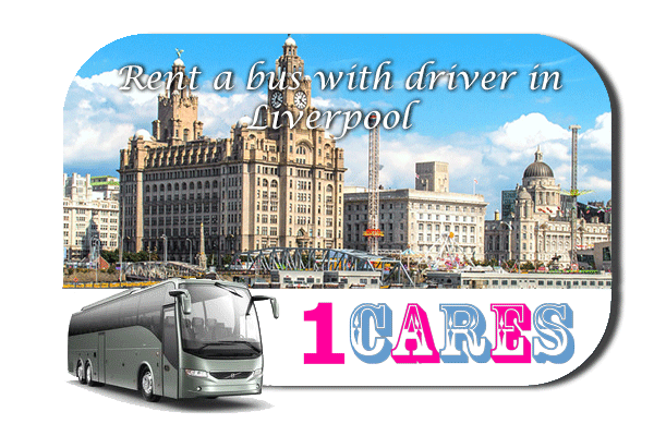 Rent a coach with driver in Liverpool