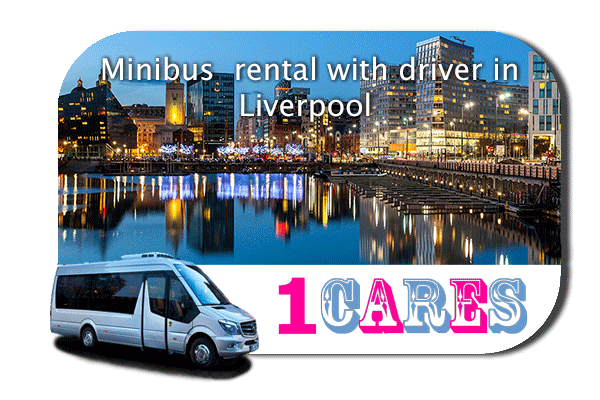 Hire a coach with driver in Liverpool