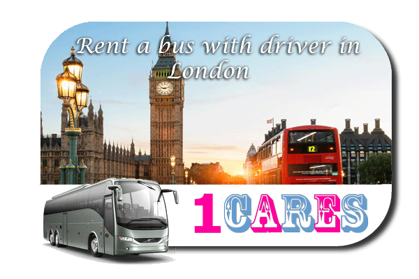 Rent a coach with driver in London