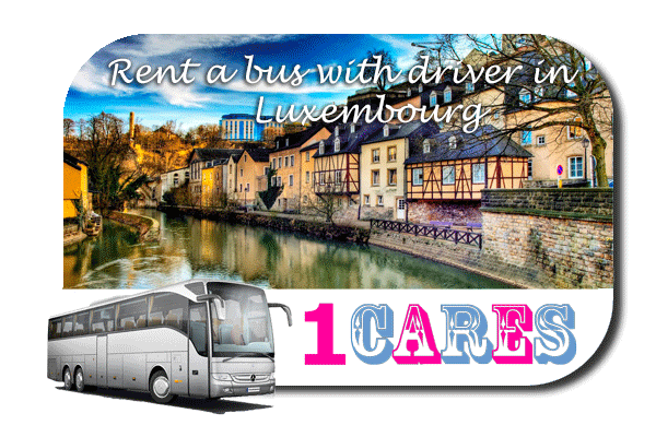 Rent a cоаch with driver in Luxembourg