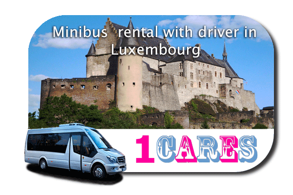 Hire a coach with driver in Luxembourg