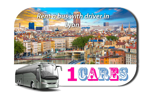 Rent a coach with driver in Lyon