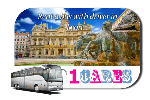 Hire a cоаch with driver in Lyon