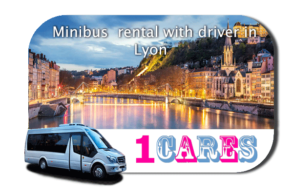 Hire a coach with driver in Lyon