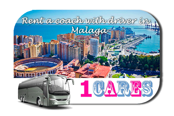 Rent a coach with driver in Malaga