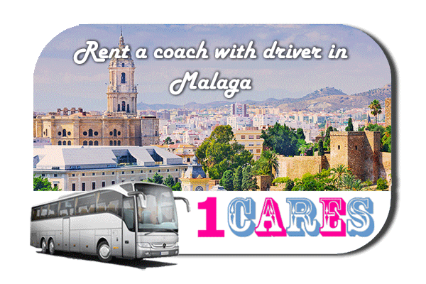 Rent a cоаch with driver in Malaga