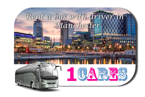 Rent a coach with driver in Manchester