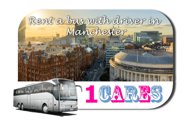 Rent a cоаch with driver in Manchester