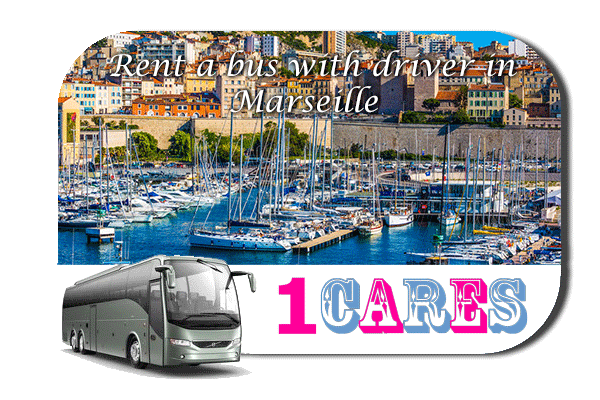 Rent a coach with driver in Marseille
