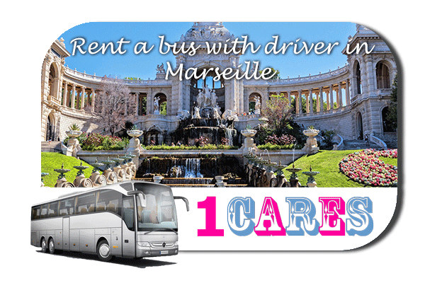 Rent a cоаch with driver in Marseille