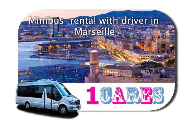 Hire a coach with driver in Marseille